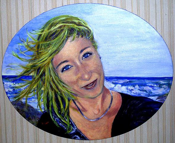 portrait Danielle bernaudon