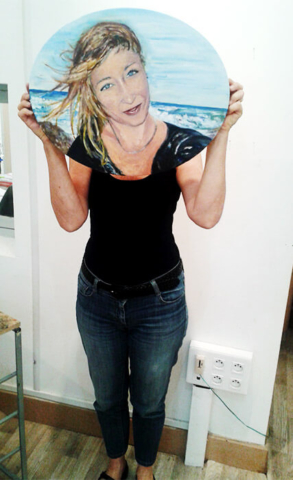 Danielle Bernaudon peinture