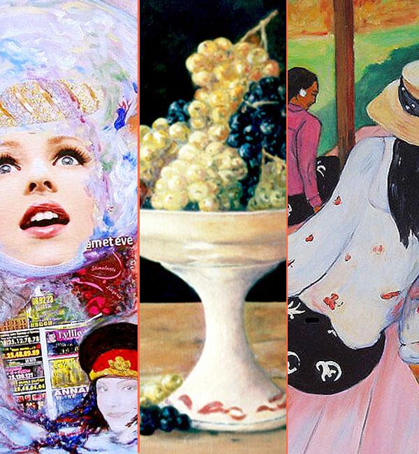 Peintures Danielle Bernaudon